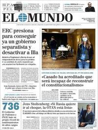 El Mundo - 16-02-2021