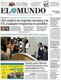El Mundo - 19-03-2021