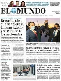 El Mundo - 23-03-2021