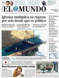 El Mundo - 27-03-2021