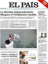 Portada El País 2018-07-19