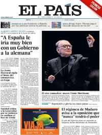 Portada El País 2020-07-07