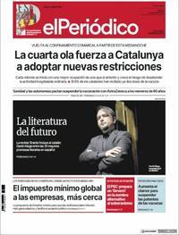 El Periódico - 08-04-2021