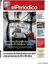 El Periódico - 09-04-2021