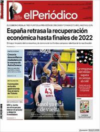 El Periódico - 10-04-2021