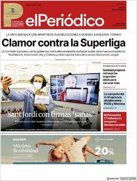 El Periódico - 20-04-2021