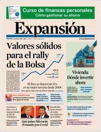 Portada Expansión 2020-06-06