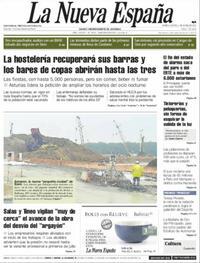 La Nueva España - 03-06-2021