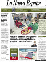 La Nueva España - 06-06-2021