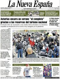 La Nueva España - 14-06-2021