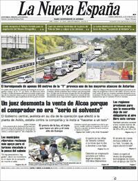La Nueva España - 16-06-2021