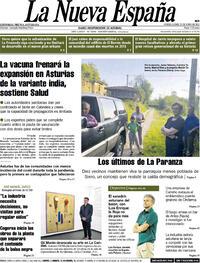 La Nueva España - 21-06-2021