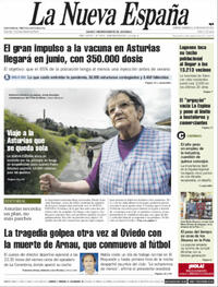 La Nueva España - 23-05-2021