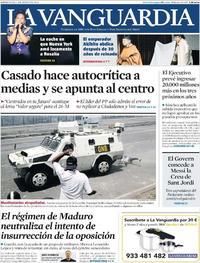 La Vanguardia - 01-05-2019