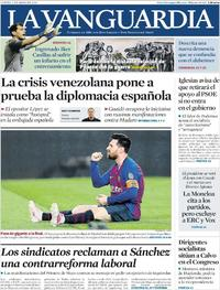 La Vanguardia - 02-05-2019