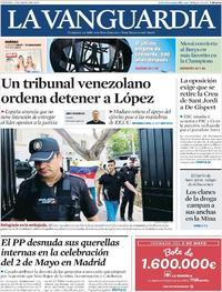 La Vanguardia - 03-05-2019