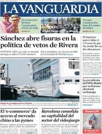 La Vanguardia - 03-06-2019