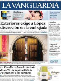 La Vanguardia - 04-05-2019