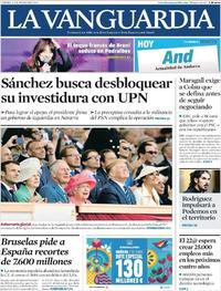 La Vanguardia - 06-06-2019