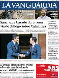 La Vanguardia - 07-05-2019