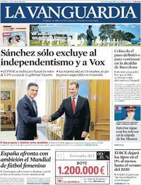 La Vanguardia - 07-06-2019