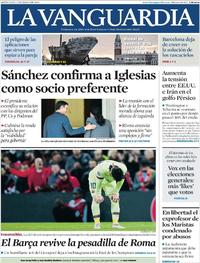 La Vanguardia - 08-05-2019
