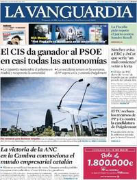 La Vanguardia - 10-05-2019