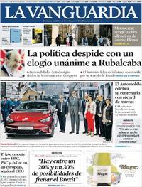 La Vanguardia - 11-05-2019