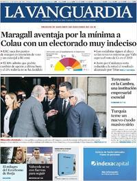 La Vanguardia - 12-05-2019