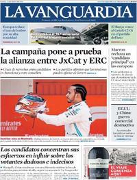 La Vanguardia - 13-05-2019