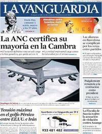 La Vanguardia - 14-05-2019