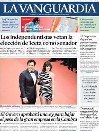 La Vanguardia - 15-05-2019