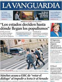La Vanguardia - 16-05-2019