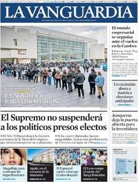 La Vanguardia - 19-05-2019