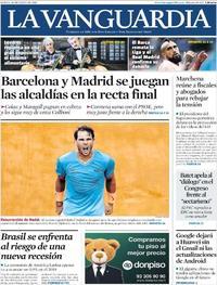 La Vanguardia - 20-05-2019