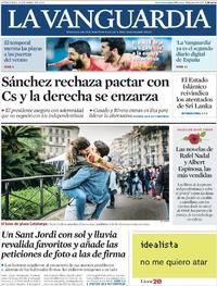 La Vanguardia - 24-04-2019