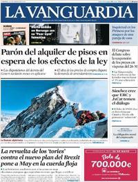 La Vanguardia - 24-05-2019