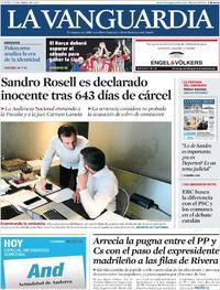 La Vanguardia - 25-04-2019