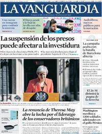 La Vanguardia - 25-05-2019