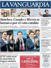 La Vanguardia - 26-04-2019