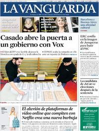 La Vanguardia - 27-04-2019