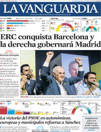 La Vanguardia - 27-05-2019