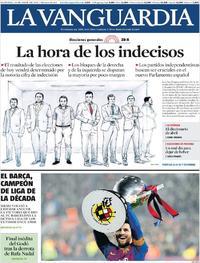 La Vanguardia - 28-04-2019