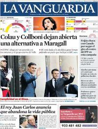 La Vanguardia - 28-05-2019