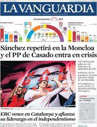 La Vanguardia - 29-04-2019