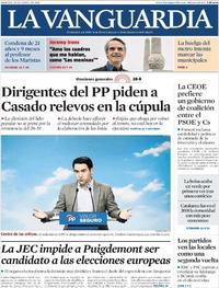 La Vanguardia - 30-04-2019