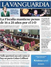 La Vanguardia - 30-05-2019