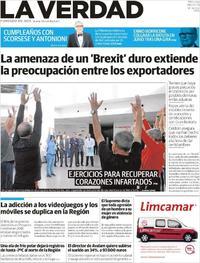 La Verdad - 09-01-2019