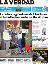 La Verdad - 13-03-2019