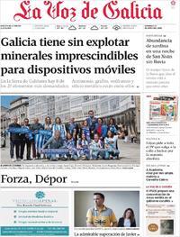 La Voz de Galicia
